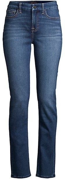 Thumbnail for your product : Jen7 Slim Straight Sculpting Jeans