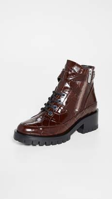 3.1 Phillip Lim Hayett 50mm Lace Up Boots