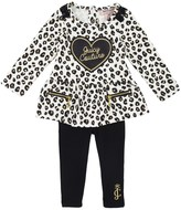 Juicy Couture Baby Tunic & Legging
