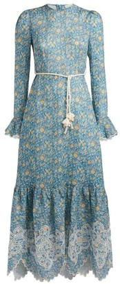Zimmermann Rope Belt Carnaby Dress