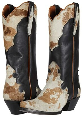 Dan Post Plano (Black) Women's Boots