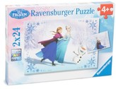 Ravensburger Girl's Disney's Frozen 'Sisters Always' Set Of 2 Puzzles