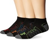 New Balance Men's 3 Pack Performance Low Cut Socks