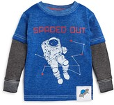 Mish Mish Infant Boys' Spaced Out Tee - Sizes 6-24 Months