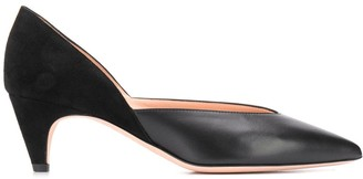 Bally Pointed-Toe 55mm Slip-On Pumps