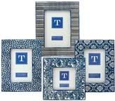 Twos Company Batik Print Photo Frames