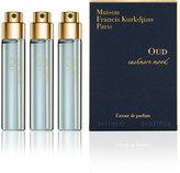 Francis Kurkdjian OUD cashmere mood Eau de Parfum Spray Refills, 3 x 0.37 oz.