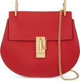 Chloé Drew small leather cross-body bag