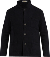 Massimo Alba Notch-lapel wool blazer