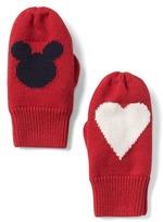 Gap babyGap | Disney Baby Mickey Mouse intarsia mittens