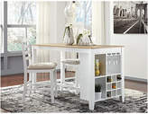 Signature Design by Ashley Gardomi Counter Height Dining Room Table