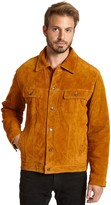 Excelled Men's Excelled Suede Jacket