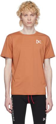 District Vision Orange Air-Wear T-Shirt