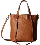 Rebecca Minkoff Mini Unlined Tote w/ Whipstitch Tote Handbags