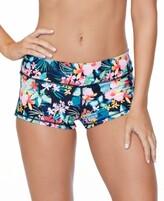 Thumbnail for your product : Raisins Juniors' Ruched-Back Surf Swim Bottoms Women's Swimsuit