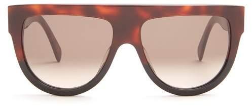 e28637e07f Celine Shadow Sunglasses - ShopStyle