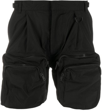 Represent Zipped Pocket Shorts