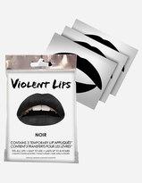 VIOLENT LIPS Noir Lip Appliques
