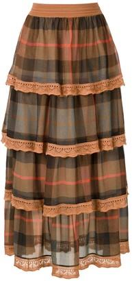 Cecilia Prado Maude long skirt