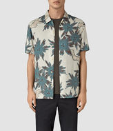 AllSaints Zapata Short Sleeve Shirt