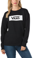 Vans V-Tangled Crew Sweatshirt