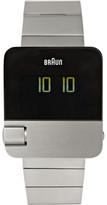 Braun Bn0106 Stainless Steel Watch