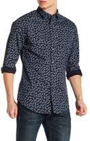 Slate & Stone Car Print Regular Fit Shirt