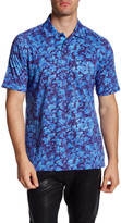 Robert Graham Lizard Valley Short Sleeve Polo