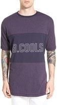 Barney Cools 'Homie' Colorblock Crewneck T-Shirt
