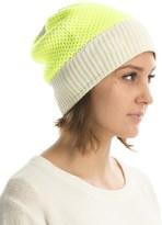 UR Powered Zea Deco-Stitch Knit Audio Beanie (For Women)