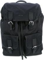 Moncler buckle backpack