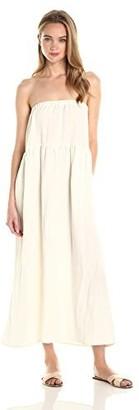 Rachel Pally Women's Linen Convertible Skirt Dress