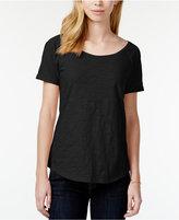 Maison Jules Scoop-Neck Raglan T-Shirt, Only at Macy's