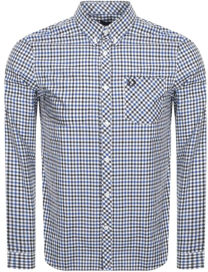 556b5993e Fred Perry Button Down Tops For Men - ShopStyle UK