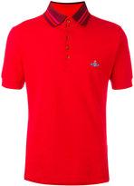 Vivienne Westwood Man - pique Krall polo shirt - men - Cotton - M