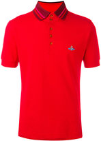 Vivienne Westwood Man - pique Krall polo shirt - men - Cotton - S