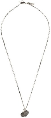 Henson Dog Tag Necklace