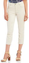Jones New York Lexington Stretch Denim Capri Jeans