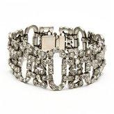 Ben-Amun Crystal Vintage Deco Bracelet