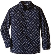Dolce & Gabbana City Fiorellini Print Shirt (Toddler/Little Kids)