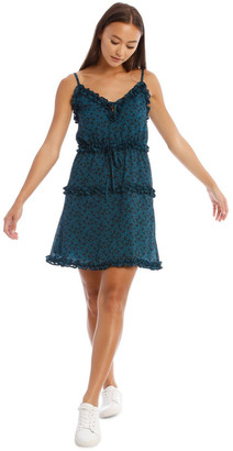 Miss Shop Ruffle Layer Dress
