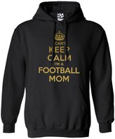 Shirt Boss Unisex Football Mom HOODIE - I Can't Keep Calm I'm a
