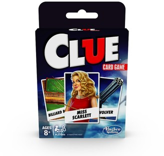 Hasbro Clue Card Game for Kids