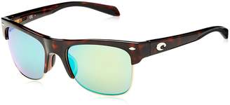 Costa del Mar Unisex-Adult Pawleys PW 66 OGMP Polarized Iridium Oval Sunglasses