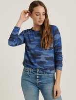 Lucky Brand Camo Burn Out Thermal