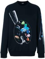 Lanvin Palette sweatshirt