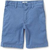 Class Club Big Boys 8-20 Flat Front Stretch Twill Shorts
