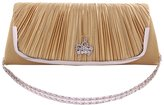 Three Four Woman Graceful Tote Clutch Crown Princess Handbag Evening Bag