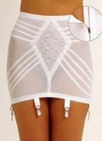 Rago Shapewear Zippered Open Bottom Girdle 4X
