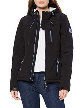 Superdry Women's Winter Hooded Windtrekker Jacket,18 (Size: Xx-Large)